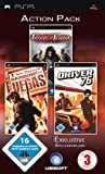 Action Pack (Prince of Persia Revelations / Driver 76 / Tom Clancy's Rainbow Six Vegas)