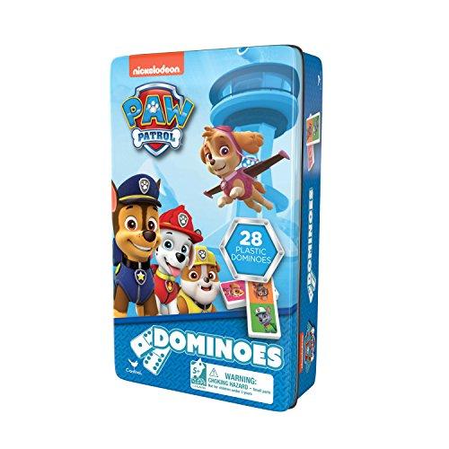 Spin Master - 6033087 - Boîte - Métal - Dominos 0778988631621