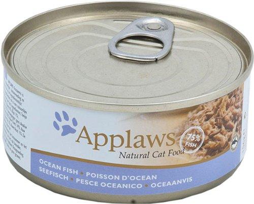 Applaws | Seefisch | 24 x 156 g