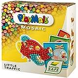 Playmais - 160183 - Kit De Loisirs Créatifs - Playmais Mosaic Transport