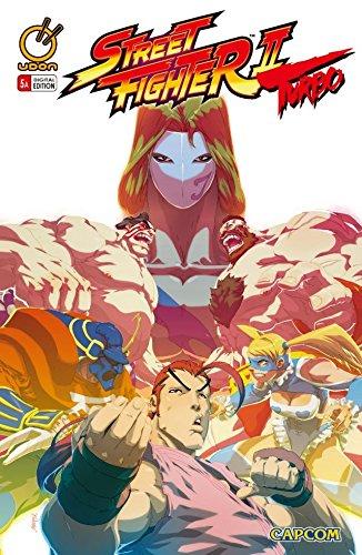 Street Fighter II Turbo #5 (English Edition) de [Siu-Chong,