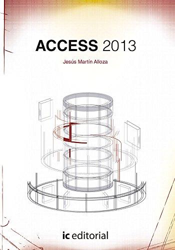 Access 2013 por Jesús Martín Alloza