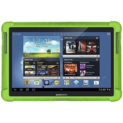 Amzer - Funda de silicona para Samsung Galaxy Note GT-N8000/N8010 (10,1