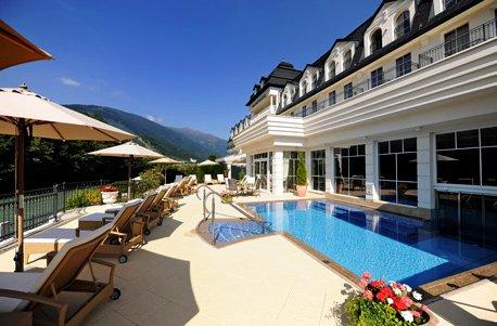 Geschenkgutschein: Luxus-Wellness Urlaub in Osttirol für 2