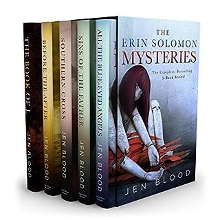 Erin Solomon Mysteries, Books 1 - 5 (English Edition)