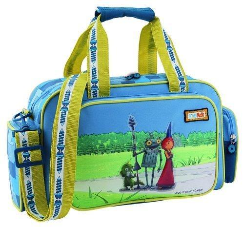 Preisvergleich Produktbild Reisetasche Ritter Rost Blau