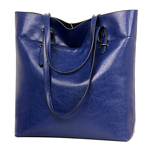 Super Modern ,  Damen Tasche blau