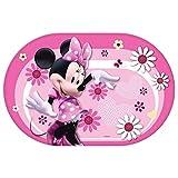 BBS Tisch-Unterlage Mouse | Disney Minnie Maus | Platz-Set-Deckchen | 44 x 29 cm