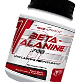 Beta-Alanine 700 - 120caps - LONG LASTING PERFORMANCE -TREC NUTRITION
