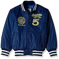 Pepe Jeans London Boys Jacket (HARRING LS J 4_Denim_12)