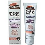 Palmer's Cocoa Butter Formula Bottom Butter with Diaper Rash Cream Zinc Oxide Formula, 125g