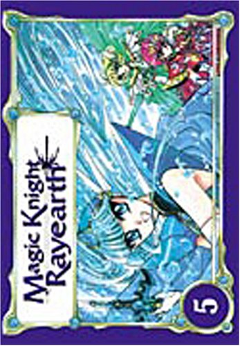 Magic Knight Rayearth Edition simple Tome 5