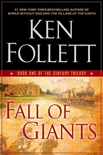 Book cover for Fall of Giants
