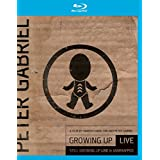 Peter Gabriel : Growing Up Live + Still Growing Up Live & Unwrapped