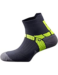 Salewa Ultra Training Sk - Calcetines para hombre, color gris, talla 35-37