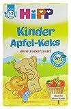 HiPP Bio Kinder Apfel-Keks, 6 x 150 g
