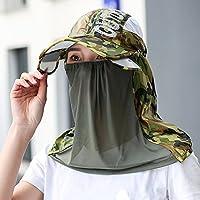 LBY Visera De Verano Sombrero Sin Tapa Cubierta De Ciclismo Al Aire Libre Tapa De La Pantalla Solar Gorra Plegable Sombrero De Sol Grande Sombreros de Sol