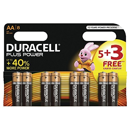 Price comparison product image Power Alkaline Battery AA (8 Pack)