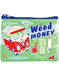 Blue Q - Weed Money Coin Purse by Blue Q