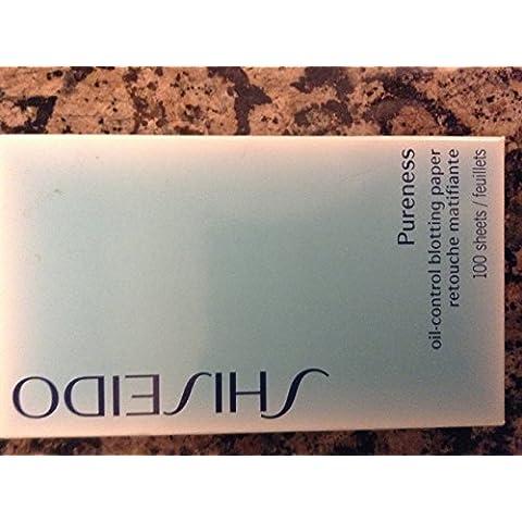 Shiseido Pureness Oil Control Blotting Paper 100sheets