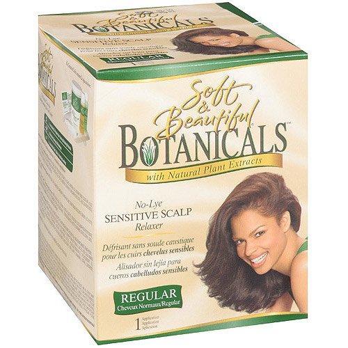 Soft & Belle régulier Botanicals Relaxer Kit