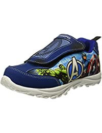 Marvel Boy's Captain America Sports Shoes