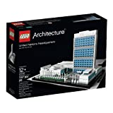 LEGO Architecture 21018 United Nations Headquarters Lego architecture char ke...