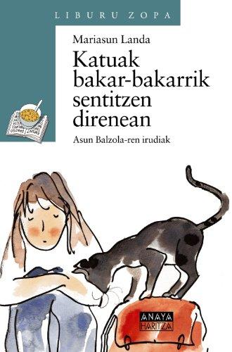 Download Katuak Bakar Bakarrik Sentitzen Direnean Literatura
