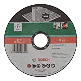 Bosch 2609256332 DIY cutting discs metal 115 mm ø x 2.5 mm cranked, set of 5