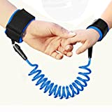 Heim domii. anti-lost Armband mit Kind zu Fuß Gurt verstellbar Kinder Armband Anti-lost Handgelenk, mit Gurt, Handgelenk-Gurt, für 360°-Rotatable Stecker