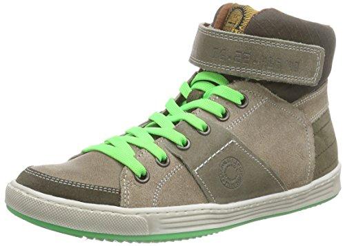 BULLBOXER AFHE5C527  Sneakers Alte, Bambino, Marrone (STON), 36