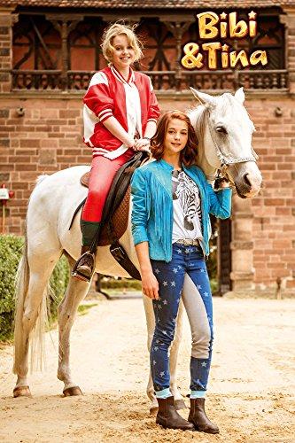 empireposter - Bibi & Tina - Voll Verhext - Größe (cm), ca. 61x91,5 - Poster, NEU - (Voll Pferd Kostüme)