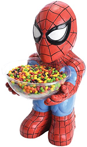 Rubie's 335690 - Spiderman Candy Bowl Holder