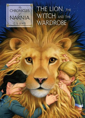 Book cover for The Lion, the Witch and the Wardrobe