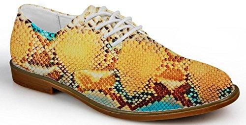 CYGG Autunno e Inverno Scarpe da uomo nuove Scarpe casual Scarpe oxford Design personalizzato Scarpe da banchetto moda di design ca479ce4