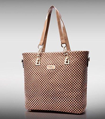 Keshi Pu Niedlich Damen Handtaschen, Hobo-Bags, Schultertaschen, Beutel, Beuteltaschen, Trend-Bags, Velours, Veloursleder, Wildleder, Tasche Gelb