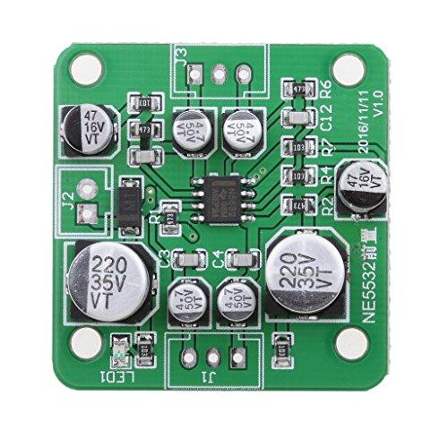 Sharplace Scheda Audio Stereo Preamplificatore Amplificatore Regolazione Suono DIY Automobile