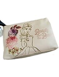 Trousse de toilette La Belle et la Bête Rose zfDdV6X