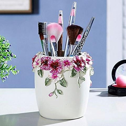 YHJ Stifthalter Pansy Bleistifte Kreative Mode Nette Bleistifte Europäische Minimalist Schreibtisch Anhänger ( Farbe : B )