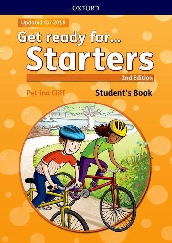 Get Ready for Starters. Student's Book 2nd Edition (Get Ready For Second Edition) por Petrina Cliff