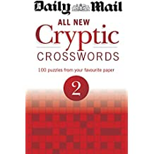 Daily Mail: All New Cryptic Crosswords 2 (The Daily Mail Puzzle Books)