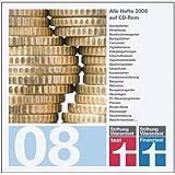 test und FINANZtest Archiv 2008. CD-Rom für Windows Vista/XP/2000 und Mac OS 10.4.3