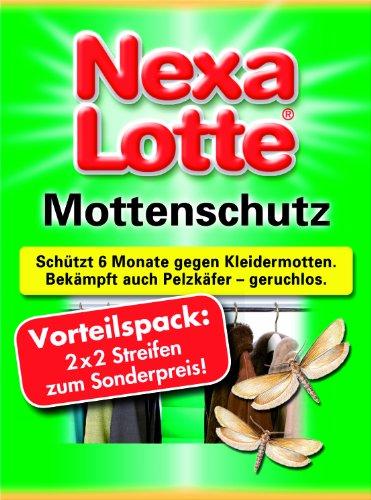 Nexa Lotte Mottenschutz Vorteilspack