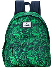 Genie Vacay 18 litres Fern Casual Backpack