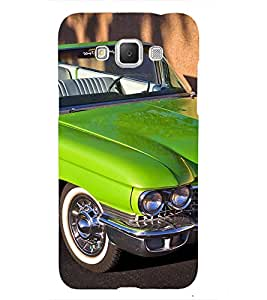Fuson Premium Back Case Cover STYLISH CAR With Brown Background Degined For Samsung Galaxy Grand 3 G720::Samsung Galaxy Grand Max G720