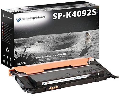 Preisvergleich Produktbild SCHNEIDERPRINTWARE kompatibel Toner 70 PROZENT mehr Leistung ersetzt CLT-K4092S schwarz , 2.500 Seiten , für Samsung CLP-310N CLP-315 CLP-315W CLX-3170 CLX-3175 CLX-3170FN CLX-3175FW CLX-3175N