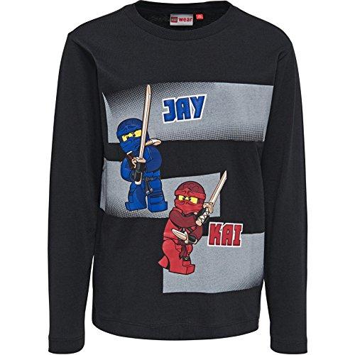LEGO Wear Jungen Lego Boy Ninjago Teo...