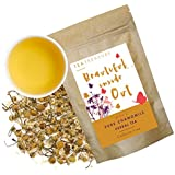 [Sponsored]Tea Treasure - Pure Chamomile Infusion Tea - 50 Gm - Soothing And Calming Tea, Stress Relief Tea, Caffeine Free...