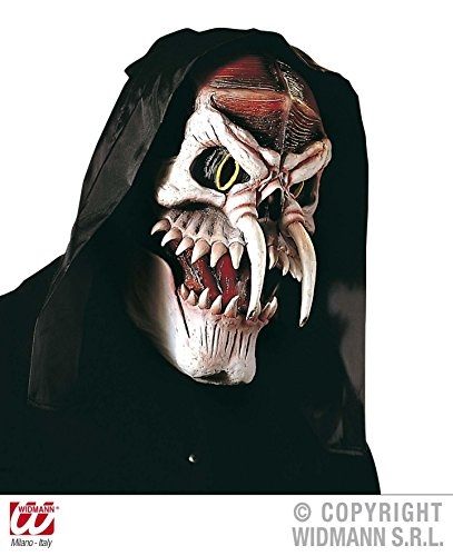 (Enter-Deal-Berlin MASKE - HOODED SPACE MONSTER - *** SCHWARZ ***)