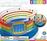 Intex Jump O Lene Plastic Ring Bounce for Kids